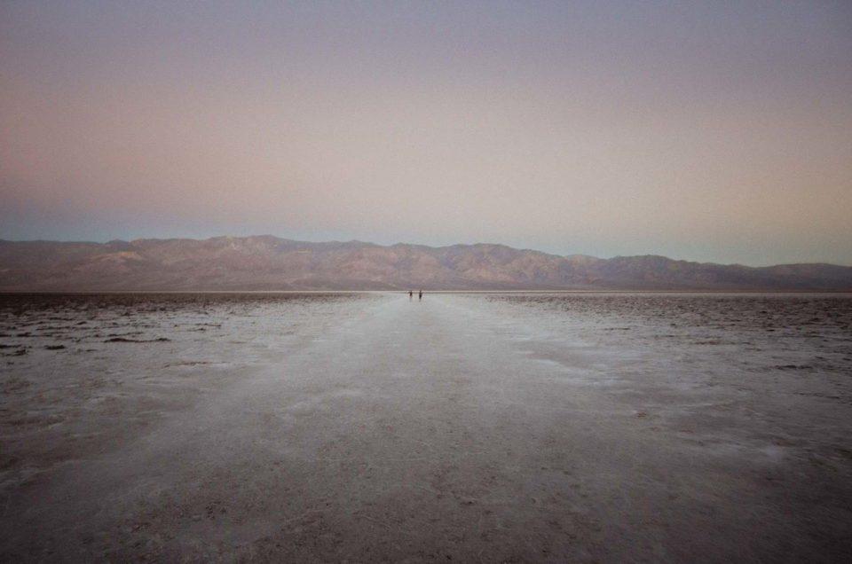 Visiter la Vallée de la Mort en été